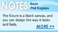Notes from Phil Kaplan